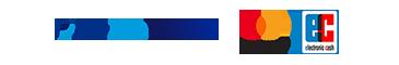PayPal VISA mastercard EC
